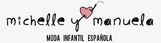 Michelle y Manuela logo