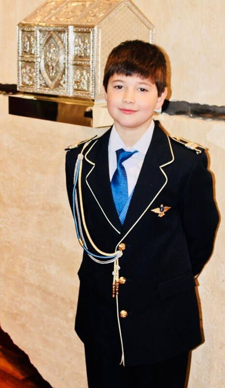 traje niño ceremonia